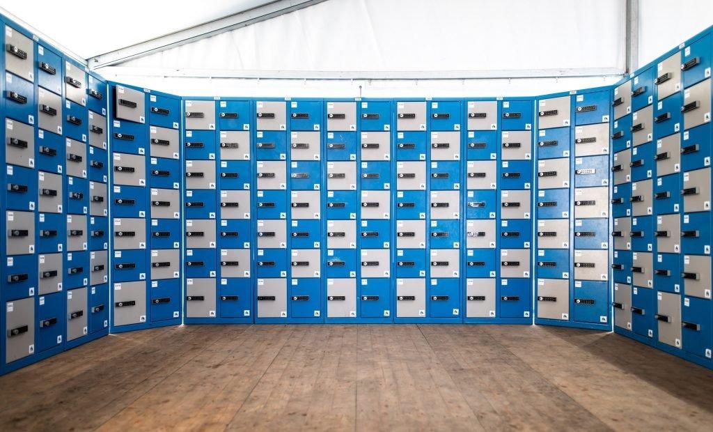 Pincode Lockers Setup