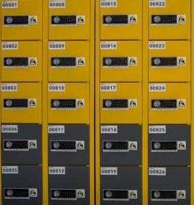 Pincode locker