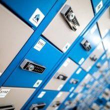 Pincode Lockers
